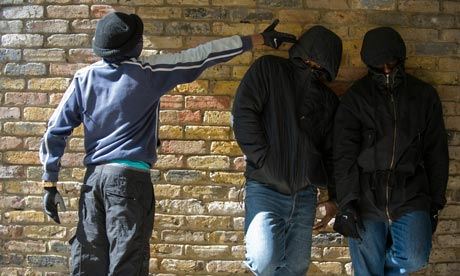 Community gets control to stop gang crime   Steve Reed MP